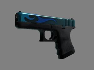 StatTrak™ Glock-18 | Горелка Бунзена