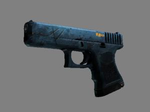 StatTrak™ Glock-18 | Пришелец