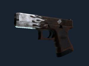StatTrak™ Glock-18   Оксидное пламя
