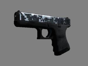StatTrak™ Glock-18 | Ржавая сталь