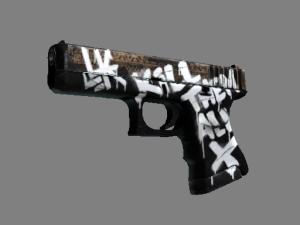 StatTrak™ Glock-18 | Wasteland Rebel