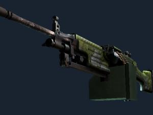 StatTrak™ M249 | Ацтекская тема