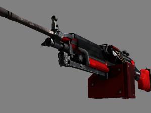 StatTrak™ M249 | Блокировка