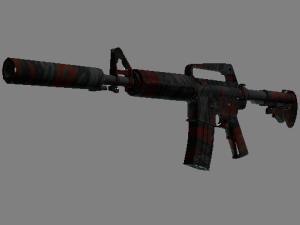 StatTrak™ M4A1-S | Кровавый тигр