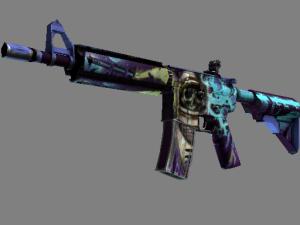 StatTrak™ M4A4 | Desolate Space
