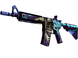 StatTrak™ M4A4 | Desolate Space
