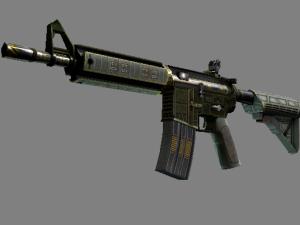 StatTrak™ M4A4 | The Battlestar