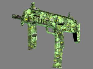 StatTrak™ MP7 | Чертята