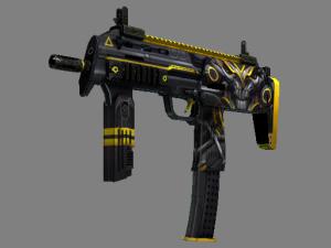 StatTrak™ MP7 | Враг