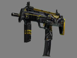 StatTrak™ MP7 | Заклятый враг