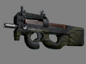StatTrak™ P90 | Война в пустыне
