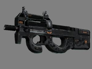 StatTrak™ P90 | Элитное снаряжение
