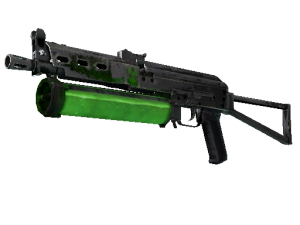 StatTrak™ ПП-19 Бизон | Fuel Rod
