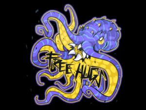 Наклейка | Free Hugs