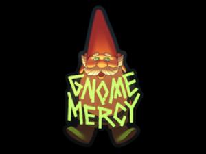 Наклейка | Gnome Mercy