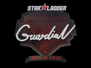 Наклейка | GuardiaN | Berlin 2019