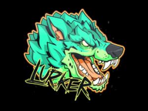 Наклейка | Lurker
