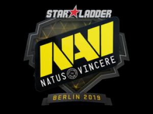 Наклейка   Natus Vincere   Berlin 2019