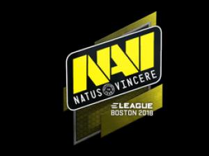 Наклейка | Natus Vincere | Бостон 2018