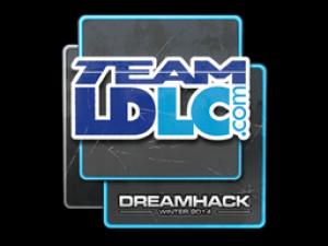 Наклейка | Team LDLC.com | DreamHack 2014