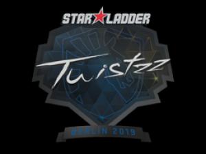 Наклейка | Twistzz | Berlin 2019