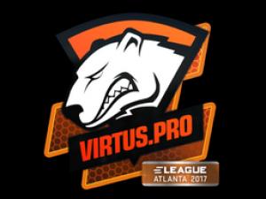 Наклейка | Virtus.Pro | Atlanta 2017