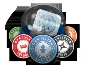 Капсула с наклейками «Члены команды»