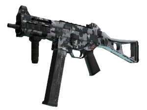 UMP-45 | Пиксельный камуфляж «Город»