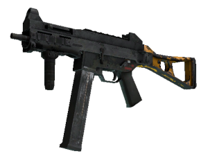 UMP-45 | Карамель