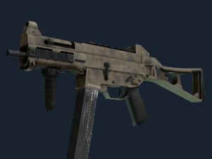UMP-45   Осадок