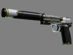 USP-S | Закрученный